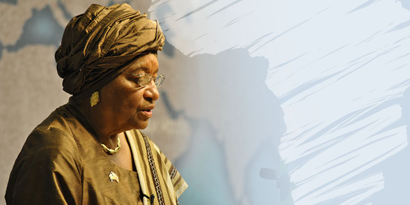 Keynote Speaker: President Ellen Johnson Sirleaf